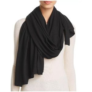 J. Crew Oversized Cashmere Wrap Travel Scarf